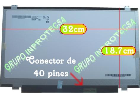 pantalla display para laptop acer
