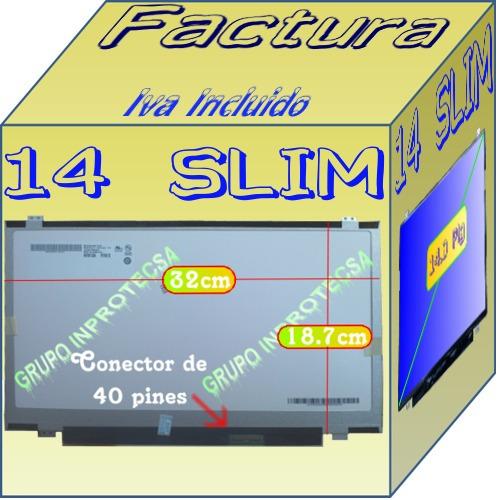 pantalla display para laptop acer v5 v5-431-156 14.0 led daa
