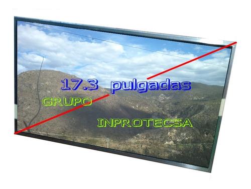 pantalla display para laptop hp 17.3 led eex mmu