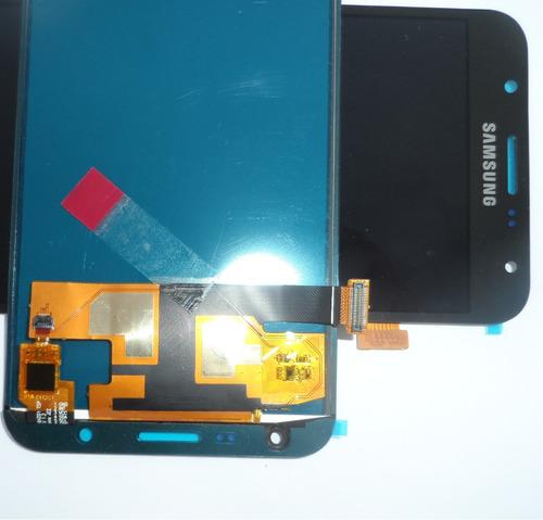 pantalla display samsung j7 j700m j700h negro (generico)