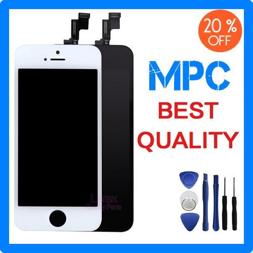 pantalla display + tactil iphone 5/5s/5c  original + kit