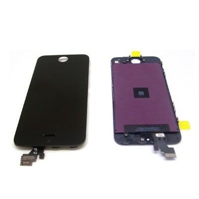 pantalla display + tactil repuesto iphone 5s negra blanca
