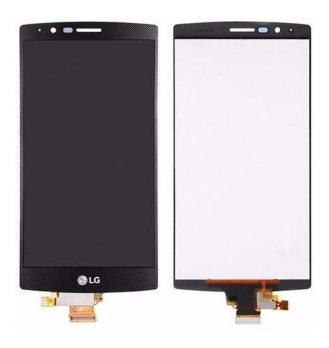 pantalla display touch vidrio tactil lg g4 beat colocada 1h