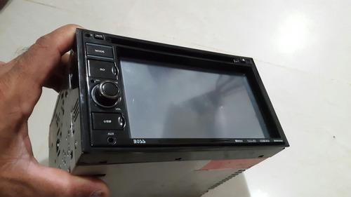 pantalla dvd audio