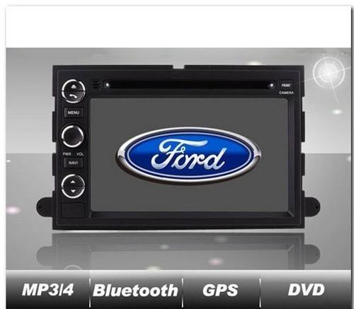 pantalla dvd para ford con gps/tv/internet/ipod,usb,bluetoth