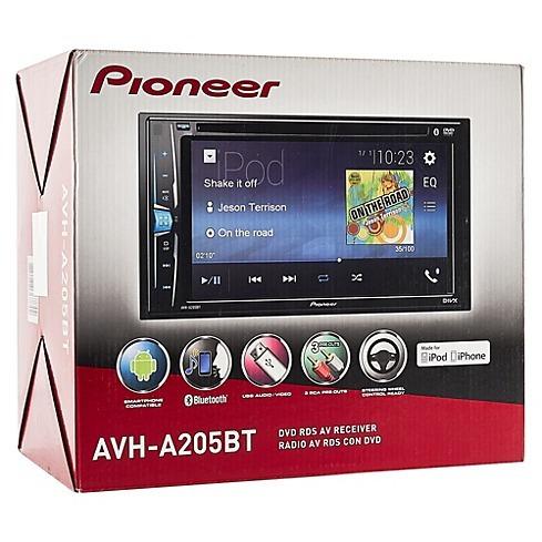 pantalla dvd pioneer
