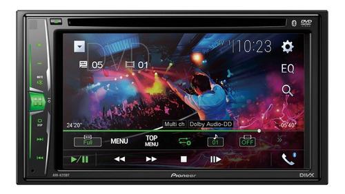 pantalla dvd pioneer avh-a215bt 2 din wvga de 6,2 2019