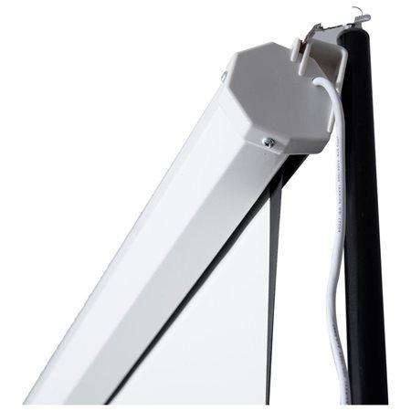 pantalla electrica  100p para proyector video beam control