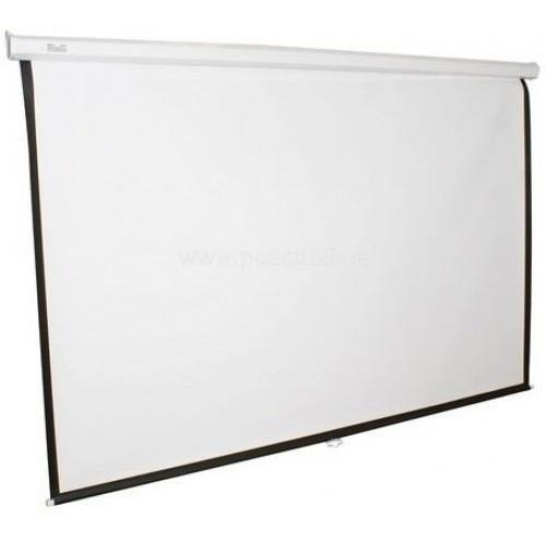 pantalla electrica 120 pulgadas switch 16:9 255x143 cms