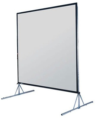 pantalla estructural de aluminio desarmable mod tl 100  2x2m