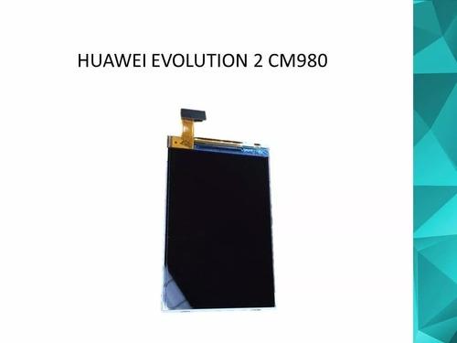 pantalla evolución  2 ii cm980 original somos tienda fisica
