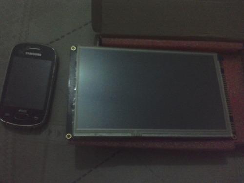 pantalla ftf tactil de 7'' uso industrial