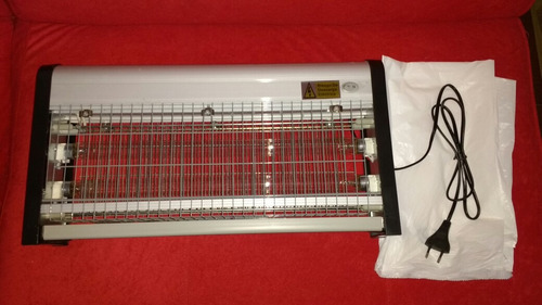 pantalla germicida/esterilizador de 30 watts de luz uv 220v