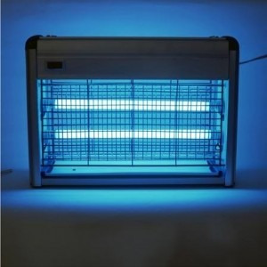 pantalla germicida/esterilizador luz uv de 30 watts 220v