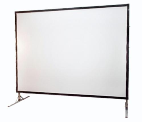pantalla gigante para proyector modelo tl 140    de 3x3 m.