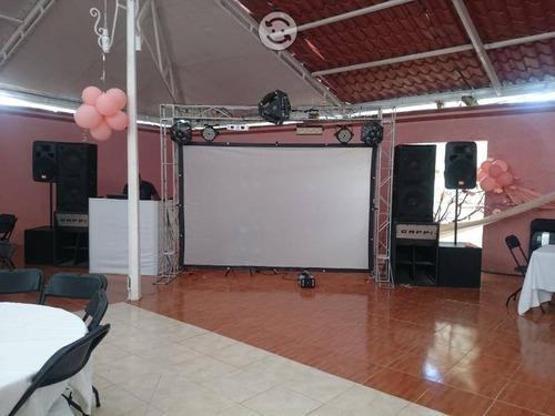 pantalla gigante para videoproyector lienzo de 3x2 en oferta