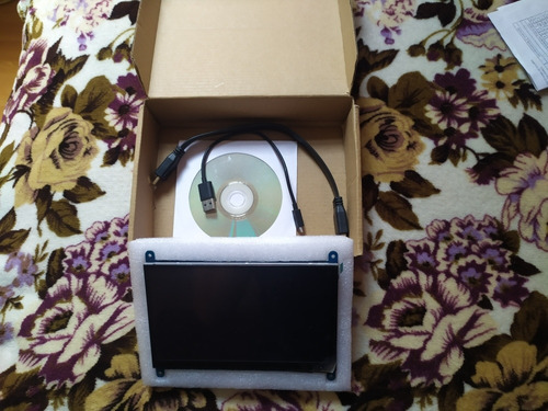 pantalla hdmi para raspberry pi 7 pulgadas