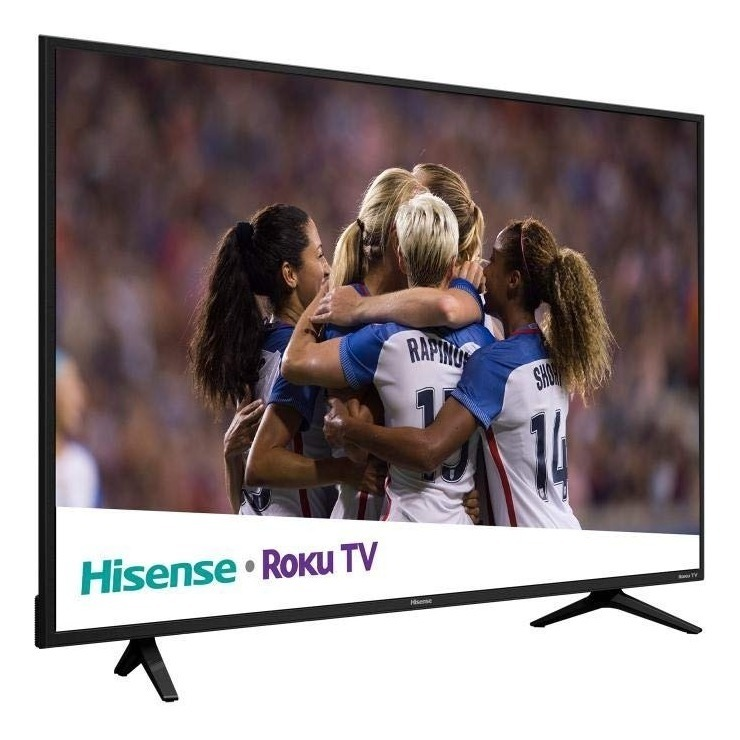 Pantalla Hisense 50 50r6e 4k Hrd App Roku Wifi Mod 2018 Tv