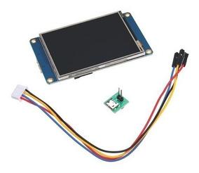 Pantalla Hmi Tft Serial Arduino Rasperry Pi Nextion 2 8 Inc