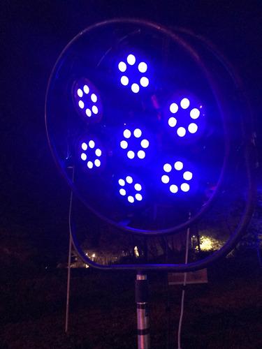 pantalla inflable cine aire libre +  autocine