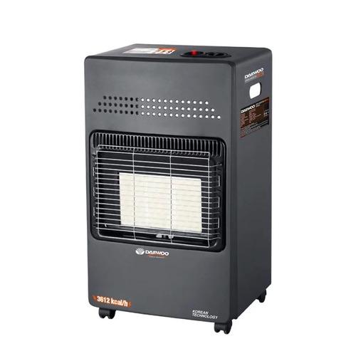 pantalla infrarroja estufa calefactor