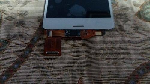 pantalla interno+tactil touch xperia z3 compact  pedido