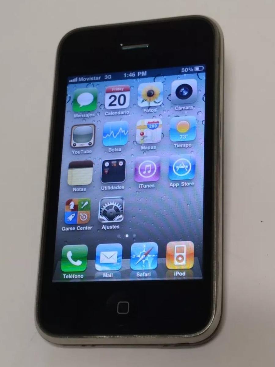 8402b5ffa8e Pantalla iPhone 3g Original De Uso - $ 349.00 en Mercado Libre