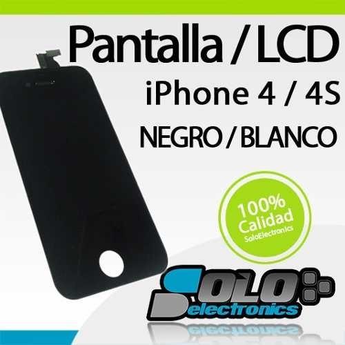 pantalla iphone 4 y 4s  original somos tienda y garantia
