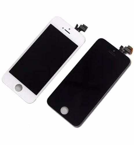 pantalla iphone 5 5s 5c apple importación usa garantia