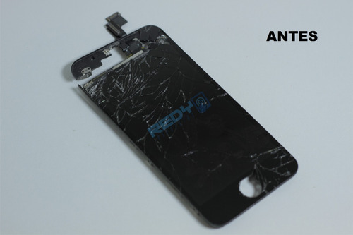 pantalla iphone 6 lcd, tactil, glass (completa)