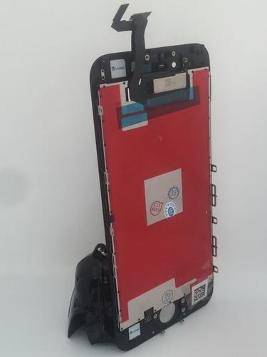 pantalla iphone 6 negro y blanco instalacion gratis!