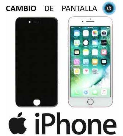 pantalla iphone 8 - 100%  original ya istalada