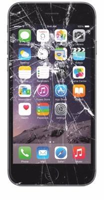 pantalla iphone las