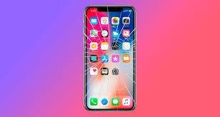 pantalla iphone x total mente 100% original ya istalada