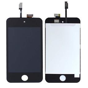 389e6ae8797 Pantalla iPod Touch 4 Display Lcd Completa 4g Negro Nuevo