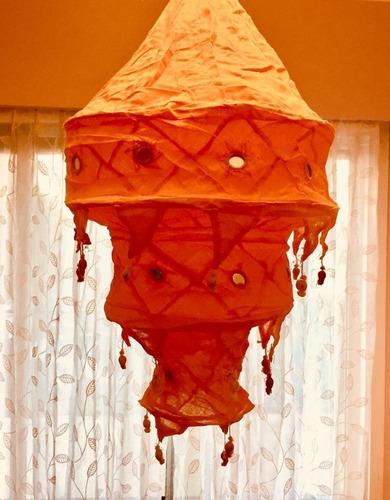 pantalla lámpara 3 niveles color