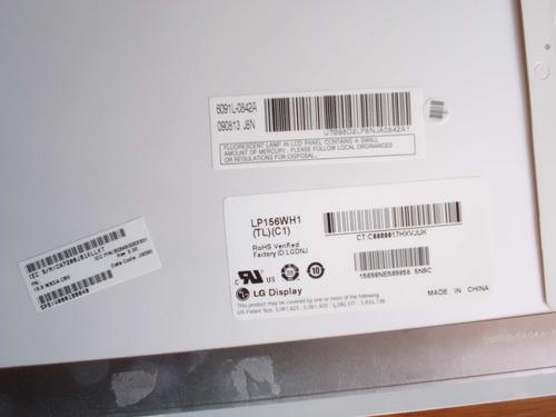 pantalla laptop 15.6 ccfl 30 pines lp156wh1(tl)(c1)
