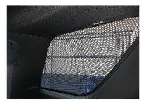 pantalla laser shade filtrar el sol ford explorer 2011-2014