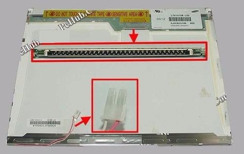 pantalla lcd 14.1 30 pin nc6000 nx9110 nc6220 nx5000 v1000