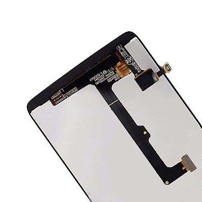 pantalla lcd digitalizador touch vidrio montaje para blackbe