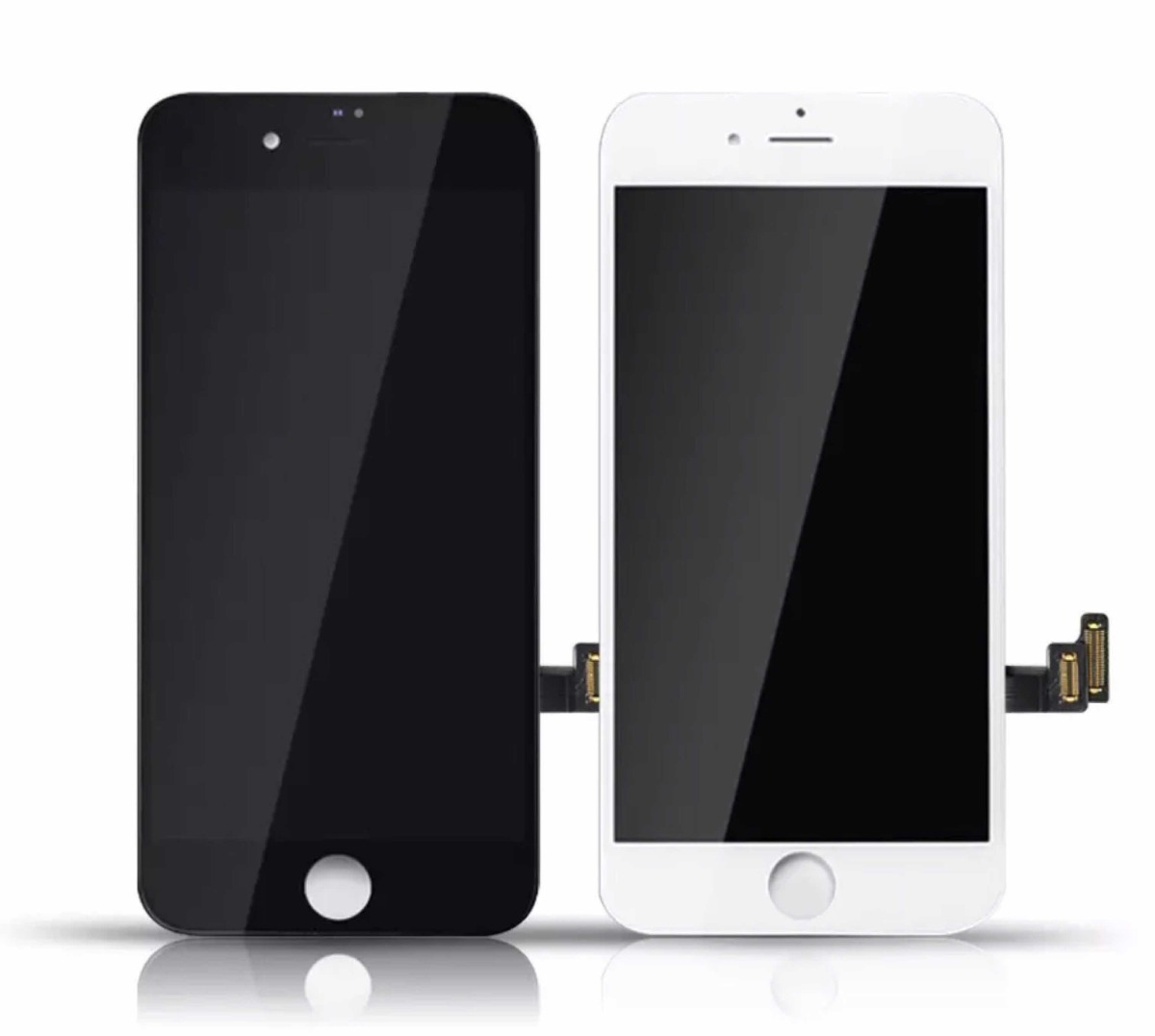 aad21e17906 pantalla lcd display iphone 7 / 7 plus negro blanco original. Cargando zoom.