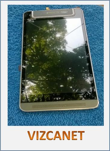 pantalla lcd display y bisel  mc mobile slim (250mil sob )