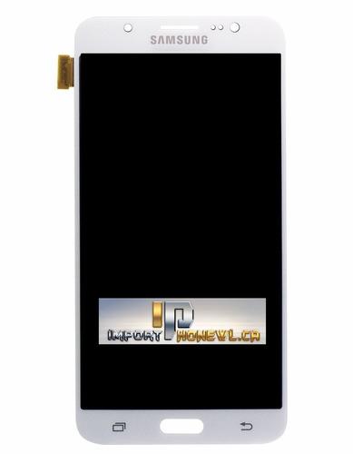pantalla lcd + mica completa samsung j7 2016 j710