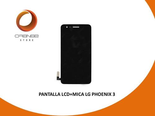 pantalla lcd+mica lg phoenix 3 m150