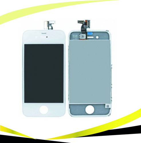 pantalla lcd + mica tactil iphone 4g / 4s completa original.