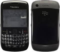pantalla lcd o caratula blackberry curve 8530