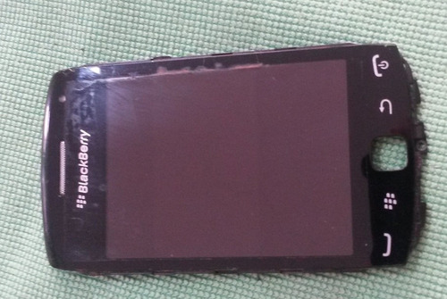pantalla lcd o display + tactil blackberry 9380 usada
