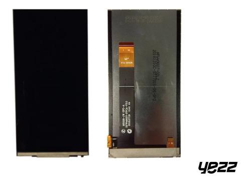 pantalla lcd original yezz max 1 #max1052 / krip k6 (22)