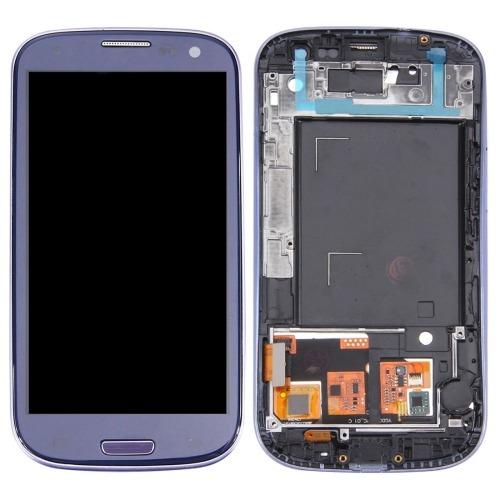 pantalla lcd para samsung galaxy siii i9300 display blanco