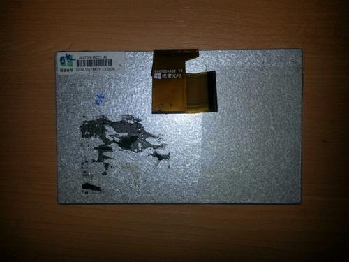 pantalla lcd para tablet china de 50 pines